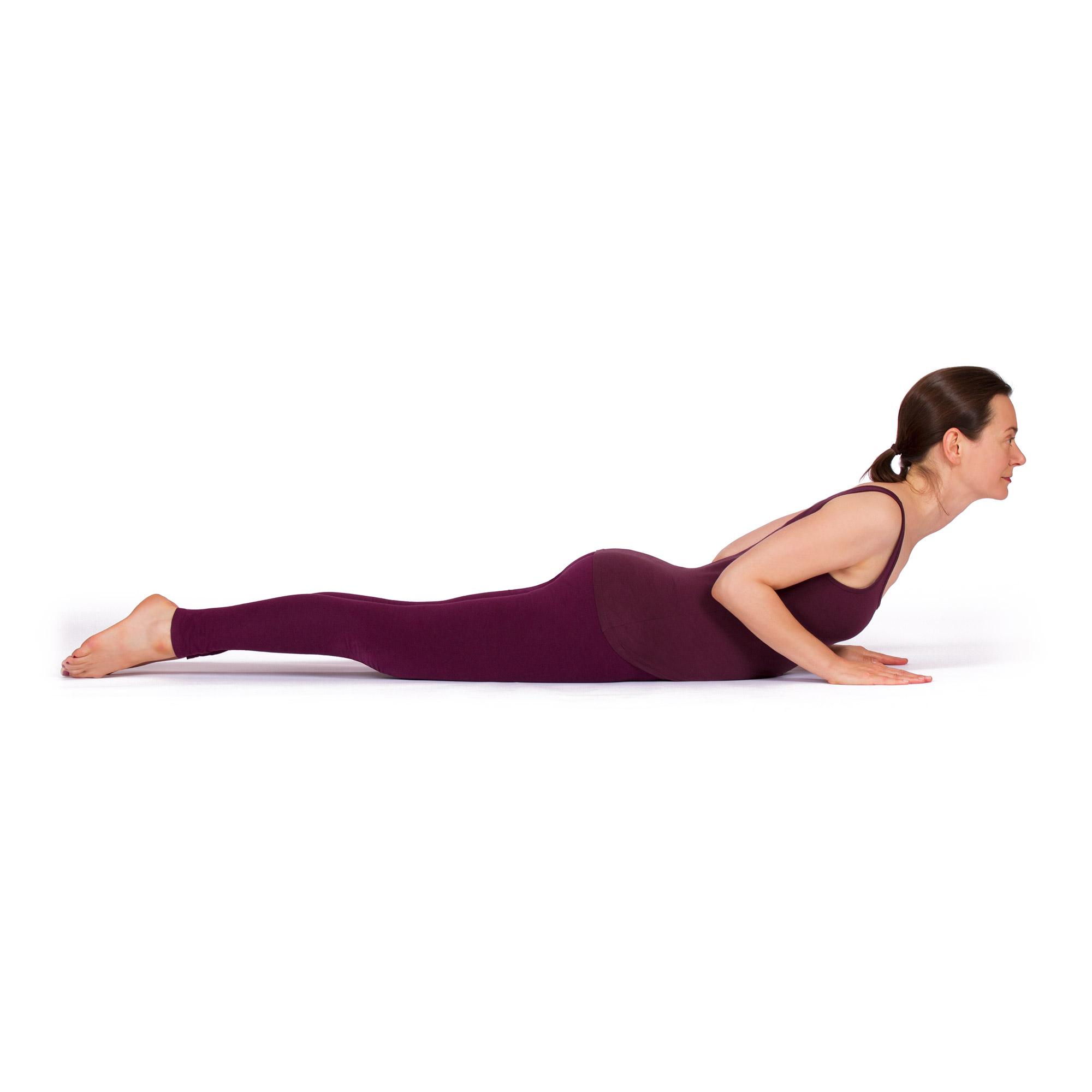 Yoga übung